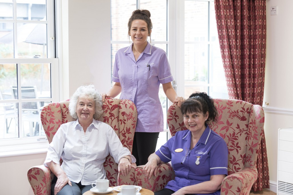 Care at Magdalen House - Alysia Caring – Luxury Care Homes